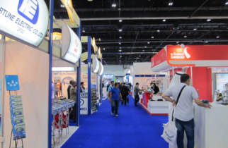 International exhibition Middle East Electricity 2015